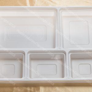 5 compartment disposable plastic plates 4