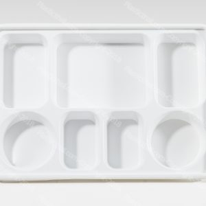 7 compartment disposable plastic plates 2